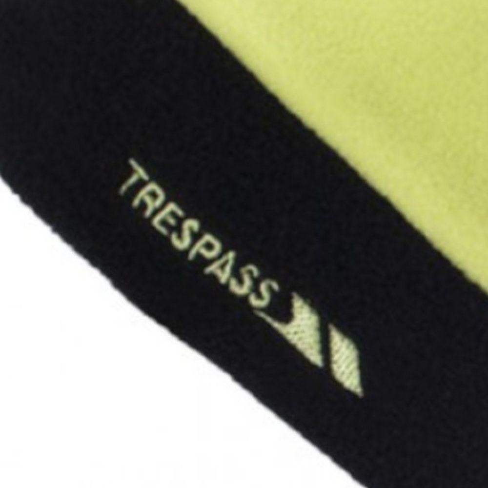 Trespass Childrens/Kids Helter Fleece Hat
