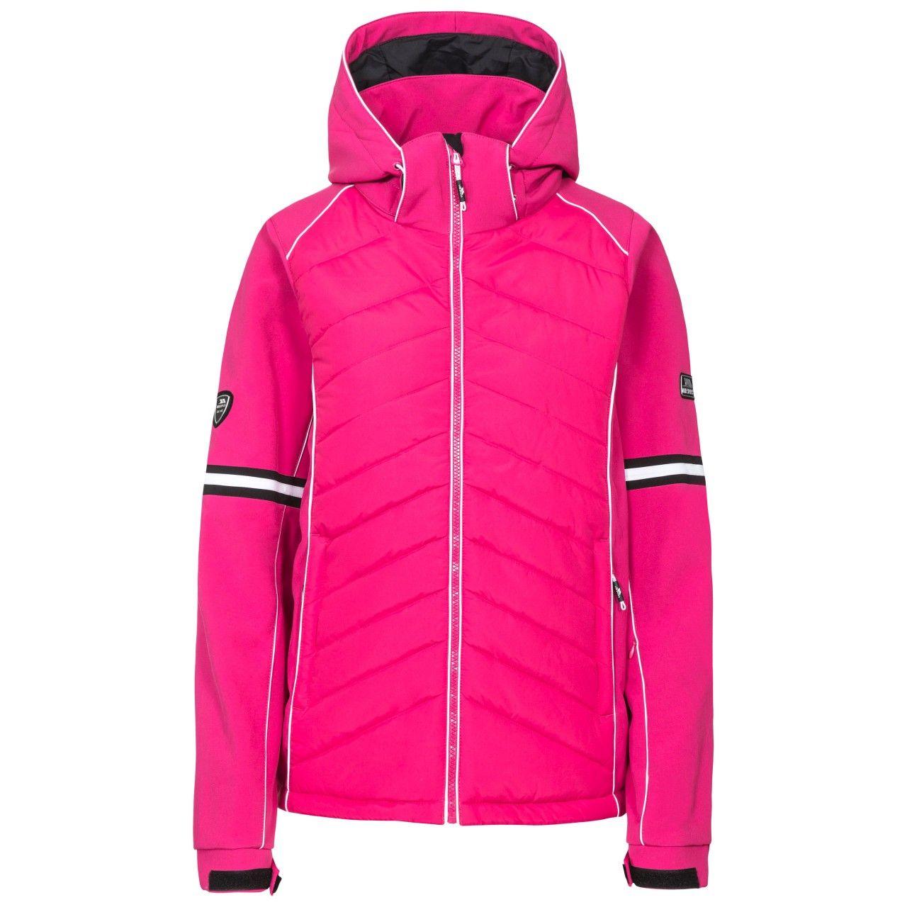 Trespass Womens/Ladies Larne Ski Jacket (Pink Lady)