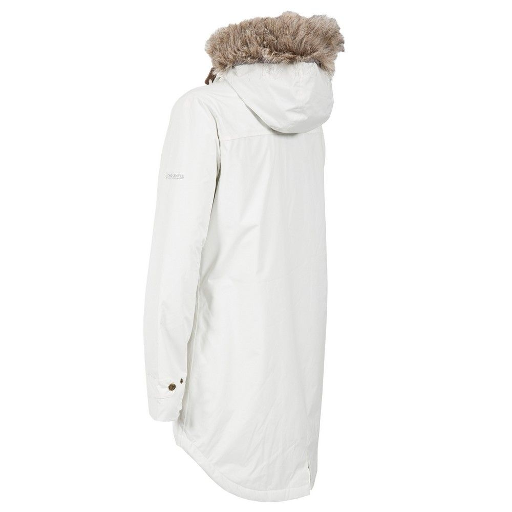 Trespass Womens/Ladies Clea Waterproof Parka Padded Jacket