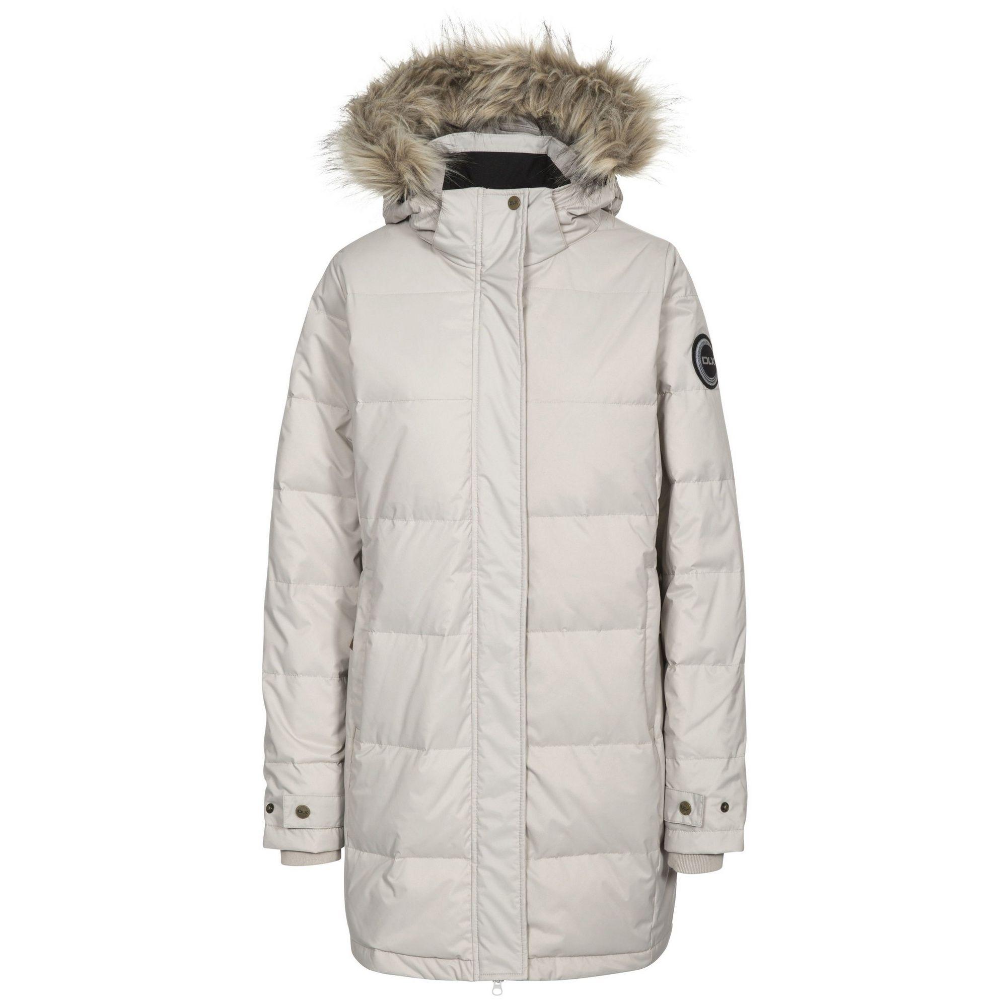 Trespass Womens/Ladies Ophelia Deluxe Hooded Down Jacket