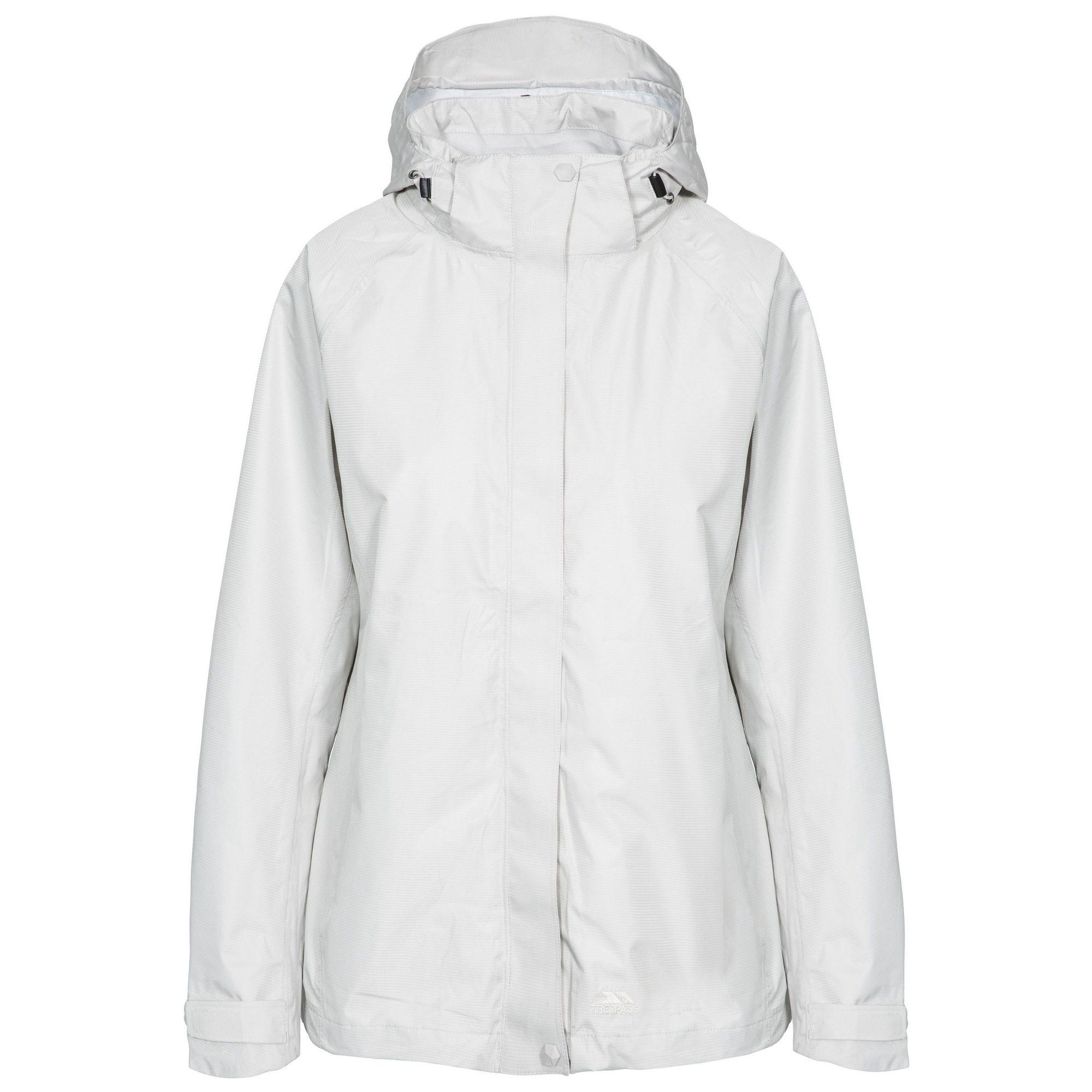 Trespass Womens/Ladies Review Waterproof Jacket