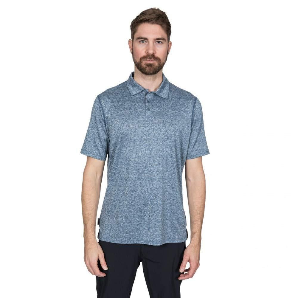 Trespass Mens Monocle Quick Dry Polo Top