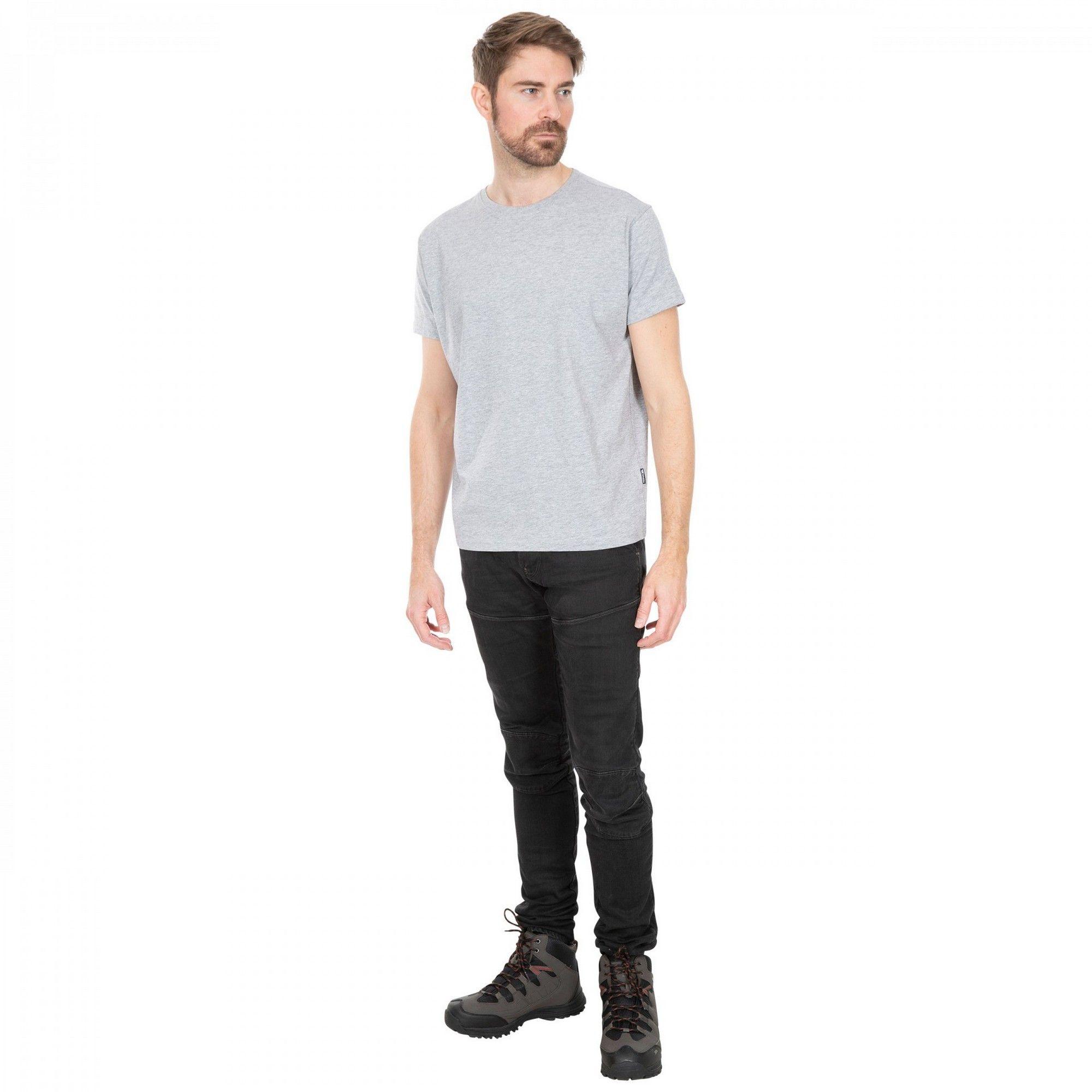 Trespass Mens Plaintee Quick Dry T Shirt