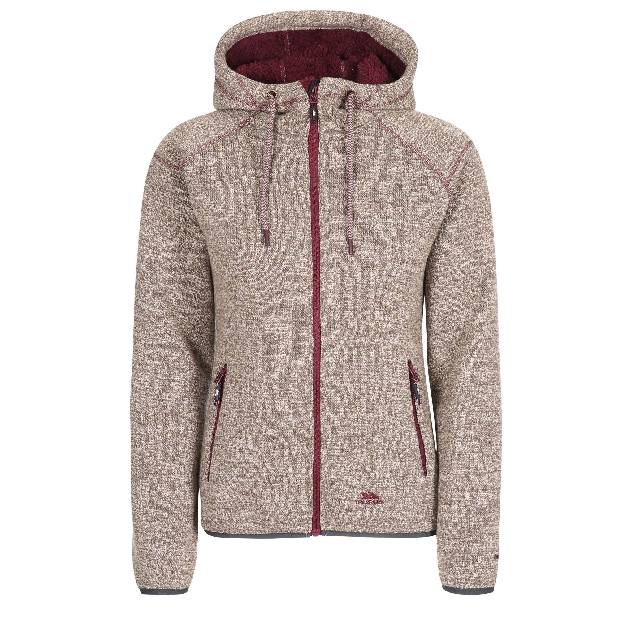 Trespass Womens/Ladies Albatross Fleece Jacket