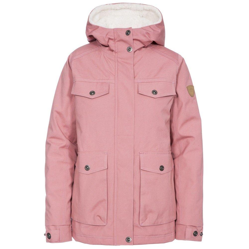 Trespass Womens/Ladies Devoted Waterproof Jacket