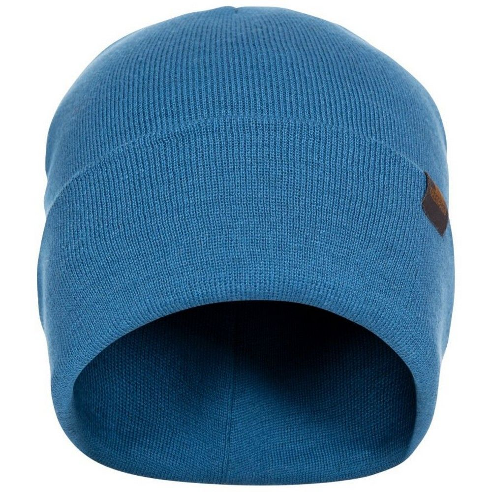 Trespass Unisex Beanie Hat (Cosmic Blue)
