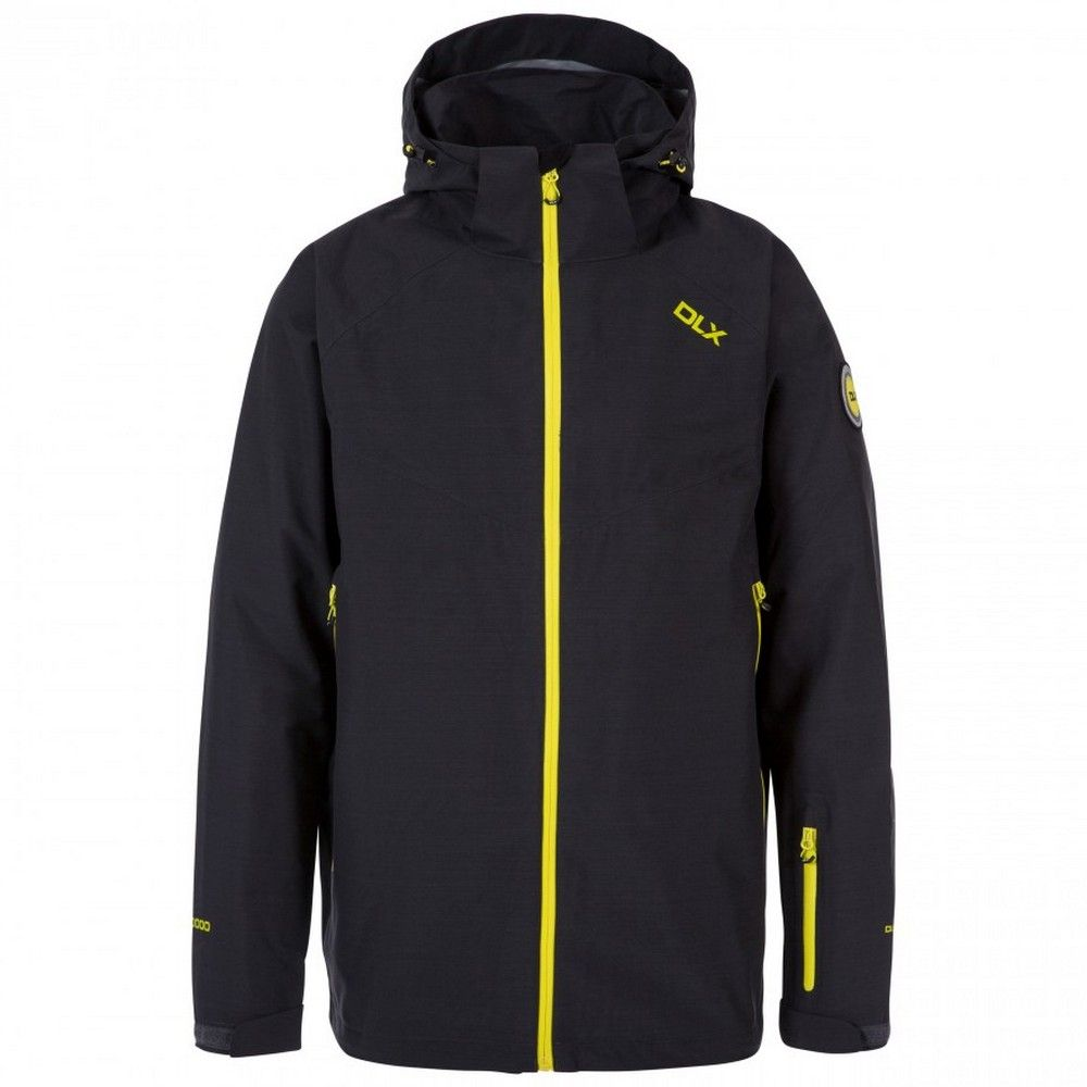 Trespass Mens Crompton  DLX Waterproof Ski Jacket