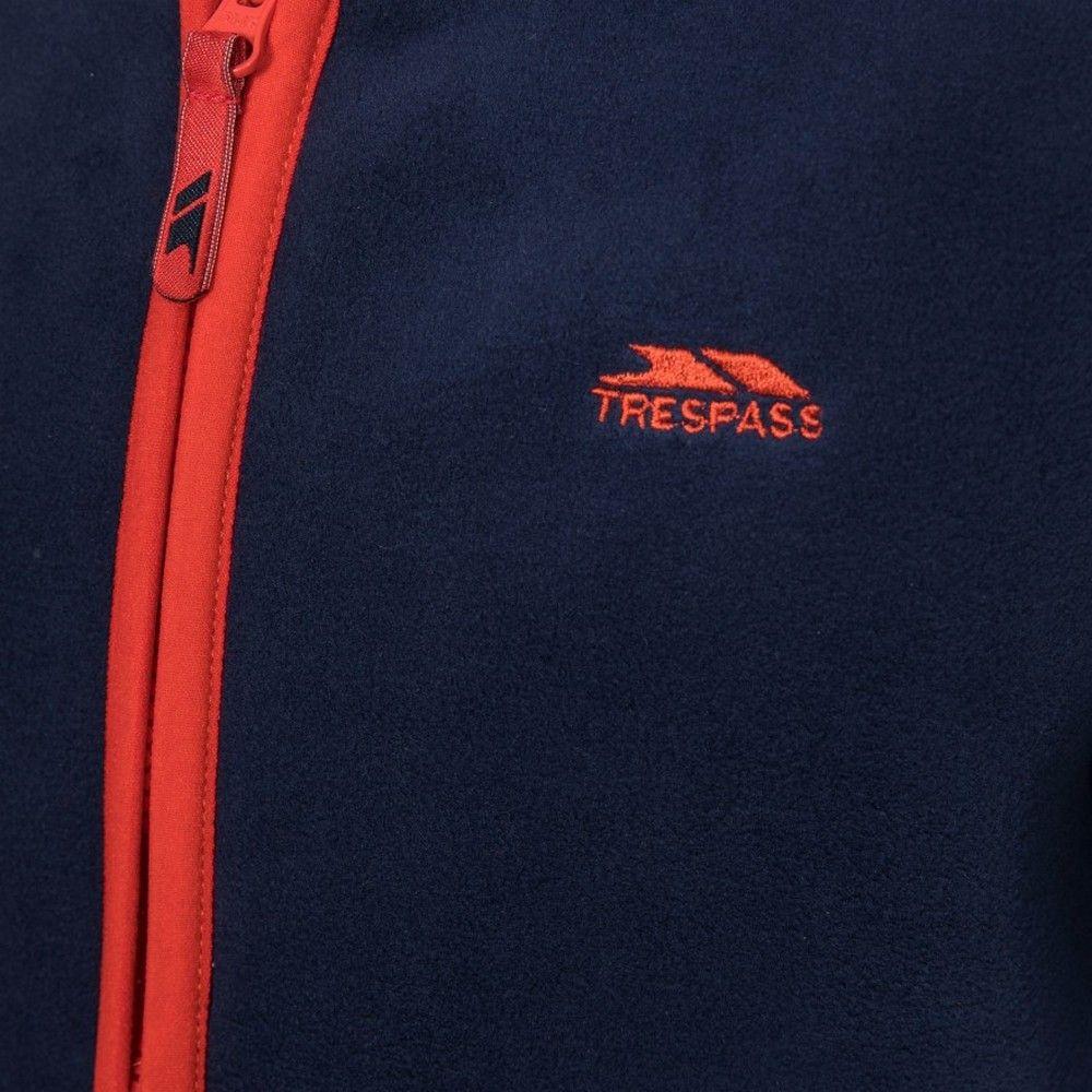 Trespass Unisex Kids Mast Hooded Fleece