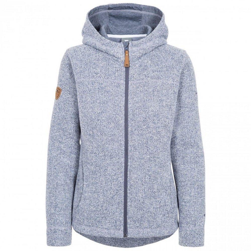 Trespass Womens/Ladies Reserve Hooded Fleece
