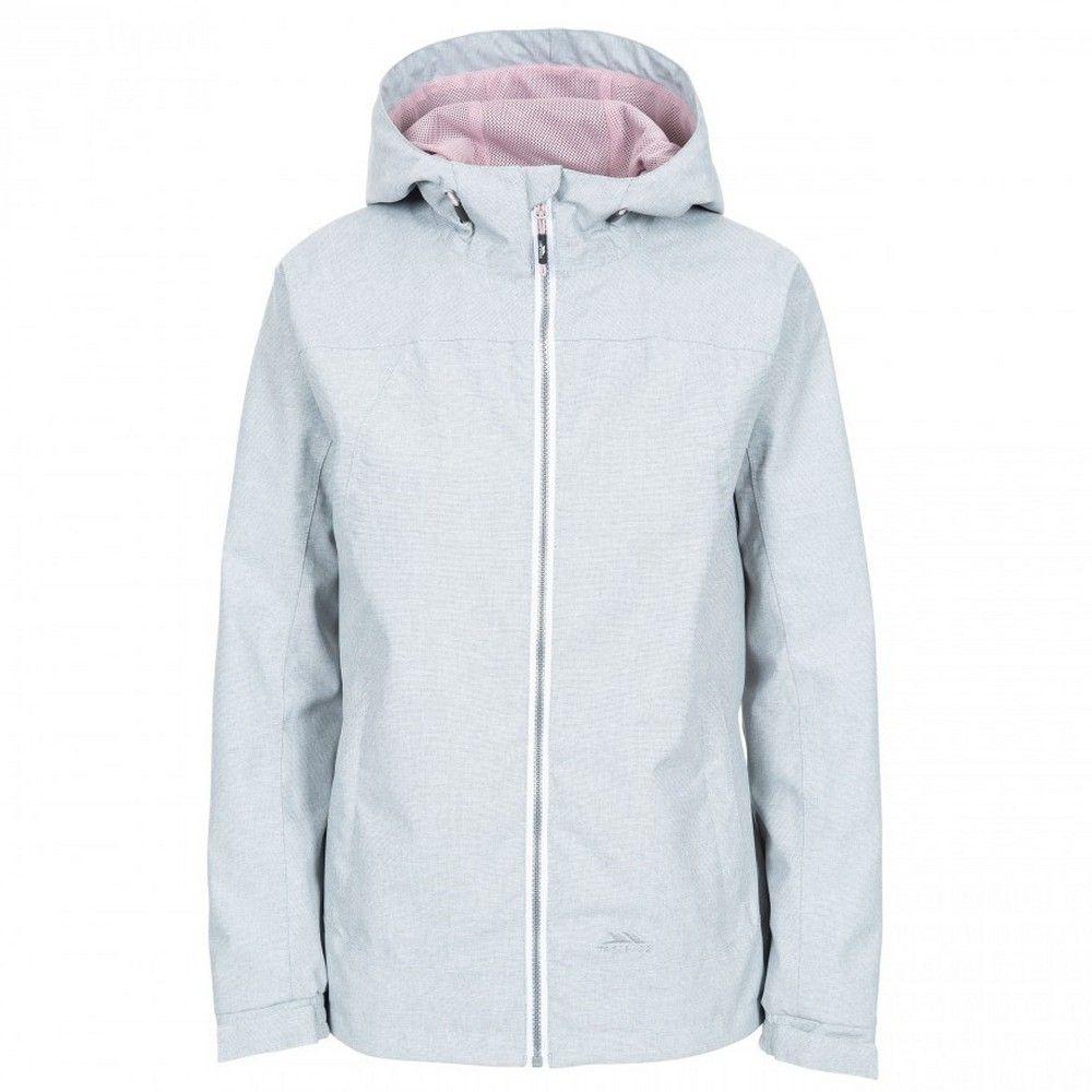 Trespass Womens/Ladies Virtual Waterproof Jacket