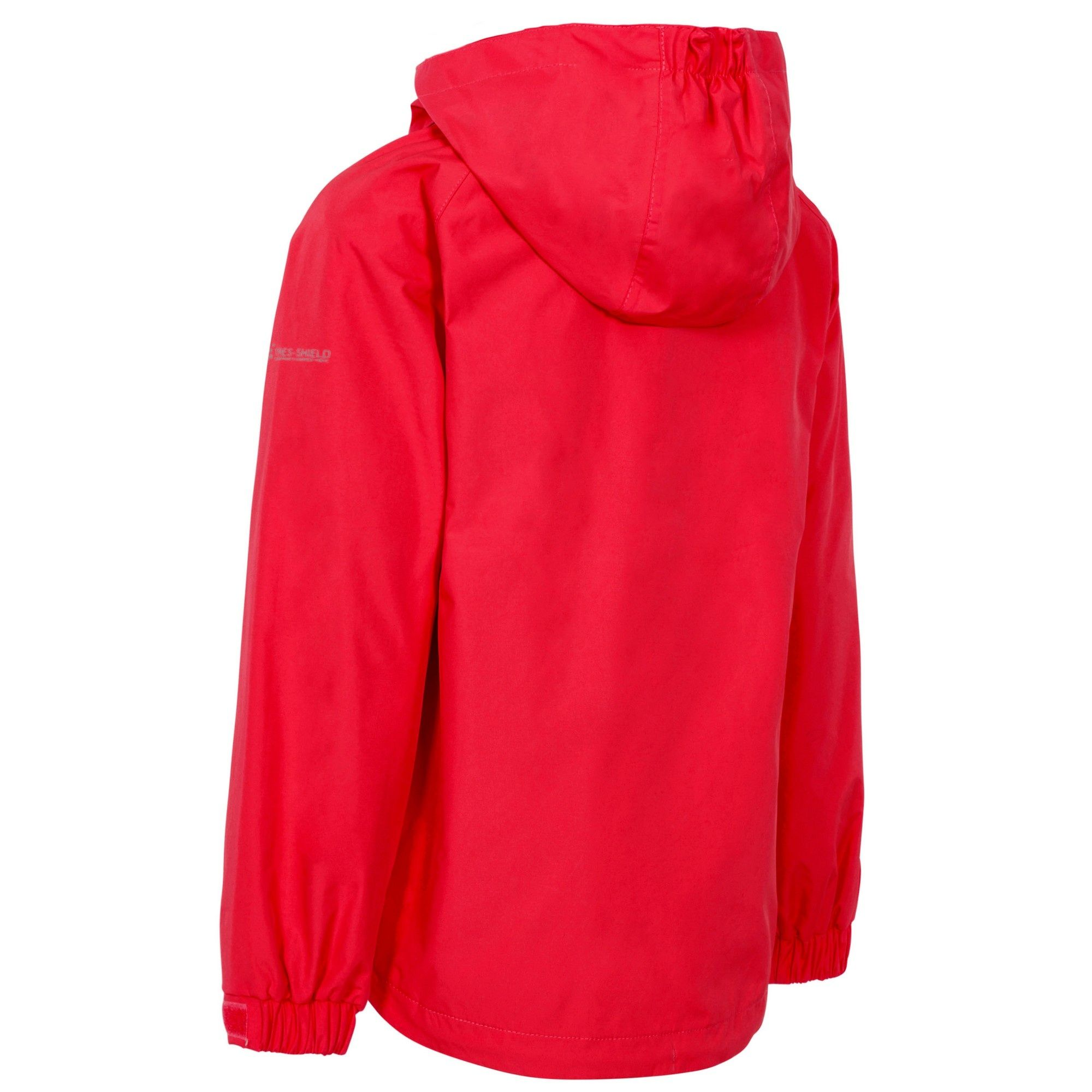 Trespass Childrens Boys Overwhelm Rain Jacket