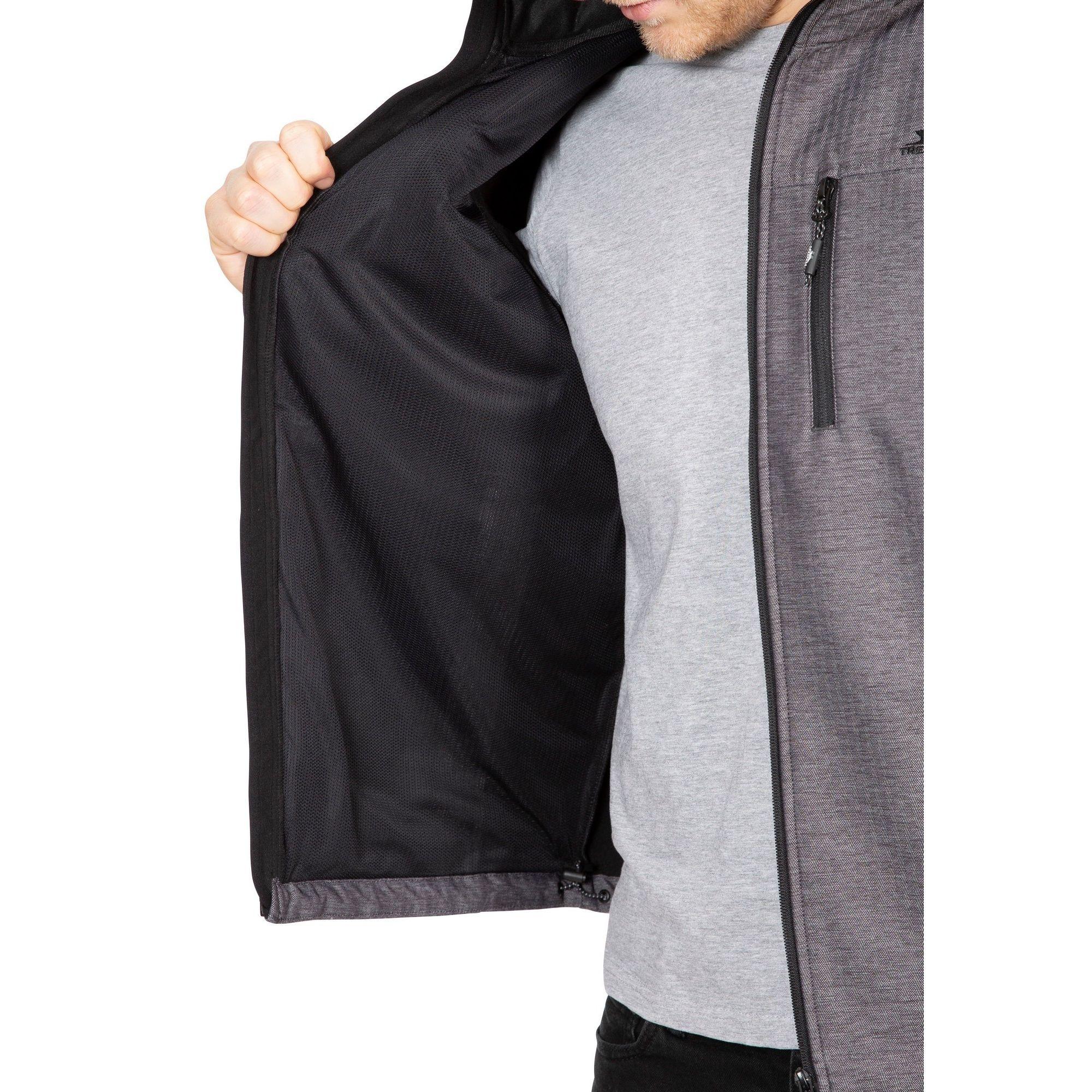 Trespass Mens Carter Waterproof Softshell Jacket