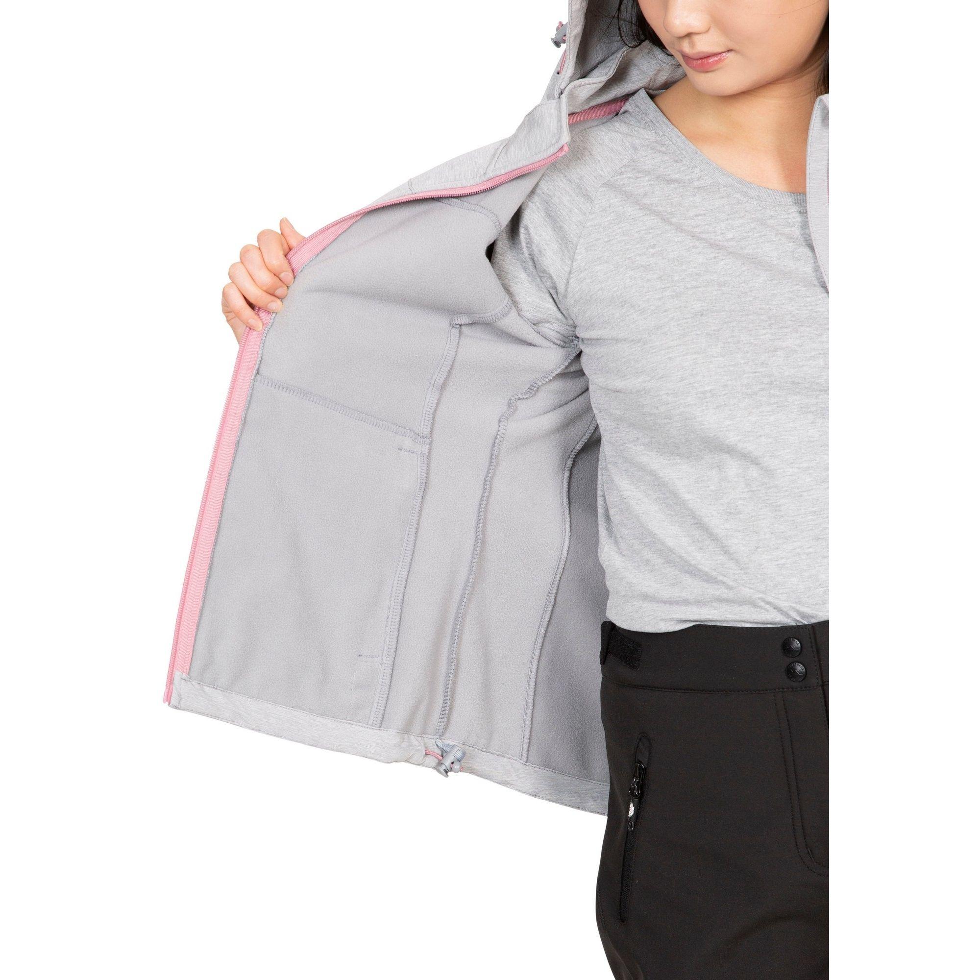 Trespass Womens/Ladies Leah Waterproof Softshell Jacket