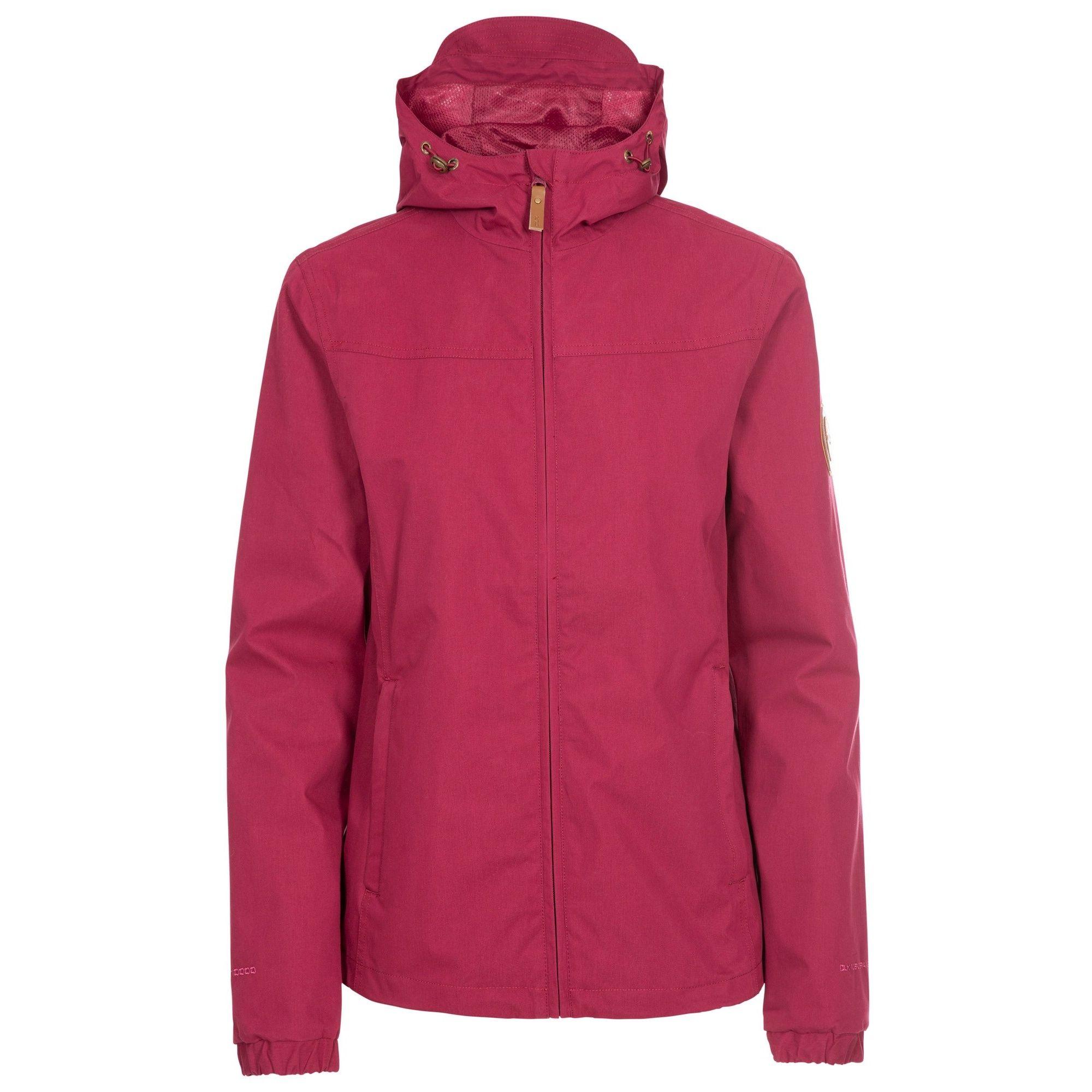 Trespass Womens/Ladies Lynden Waterproof Jacket