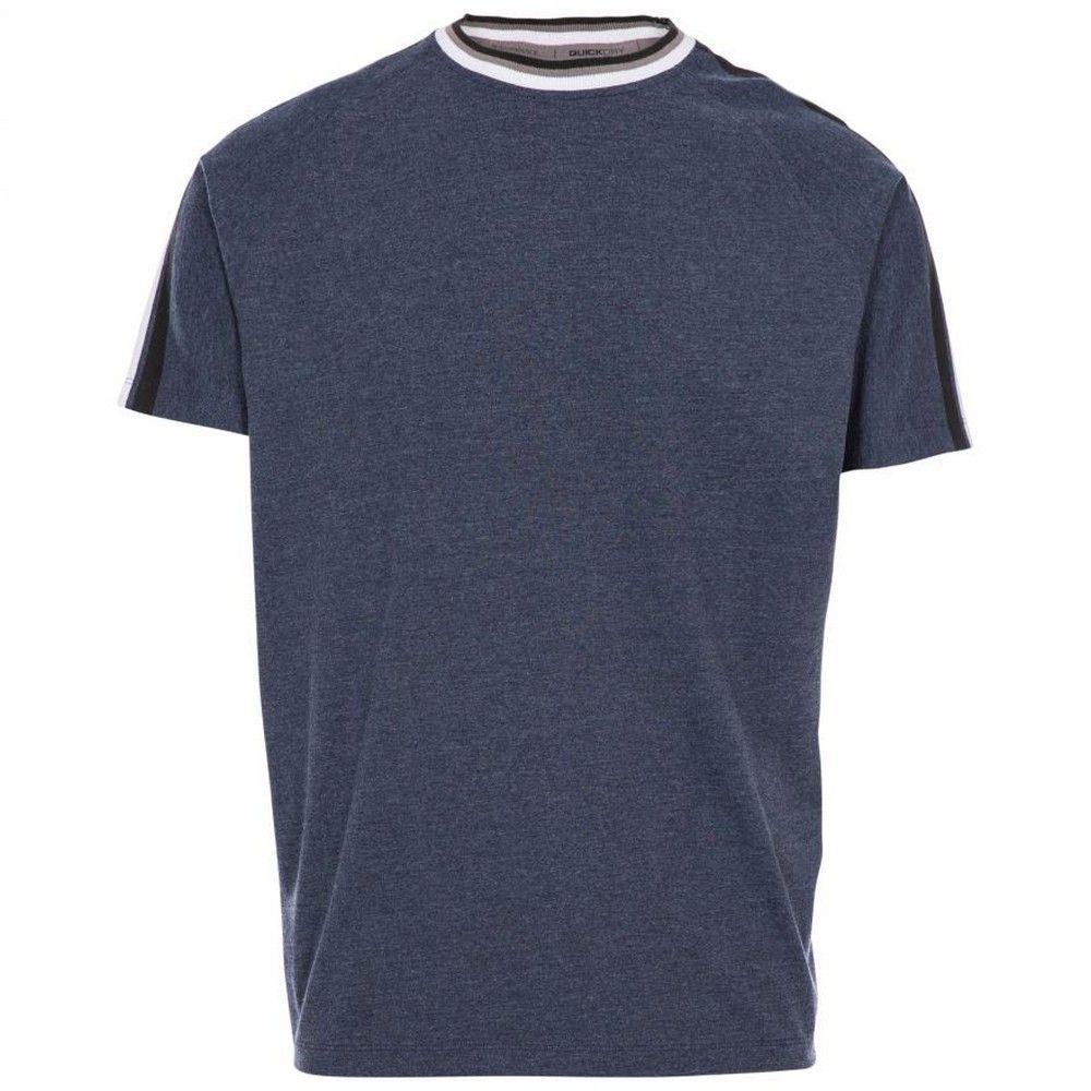 Trespass Mens Tipping Tee T-Shirt (Navy Marl)