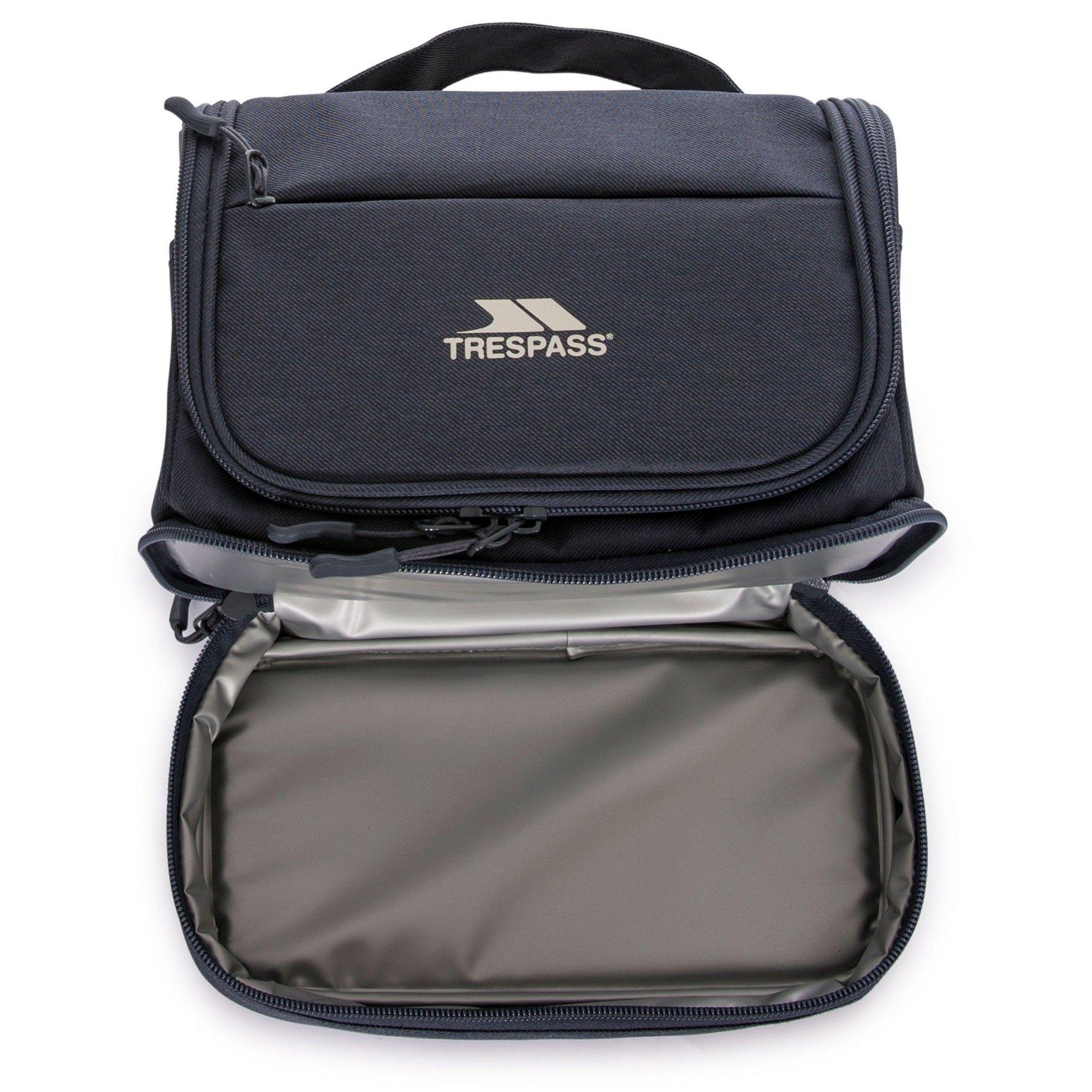 Trespass Washa Toiletry Bag (Navy)