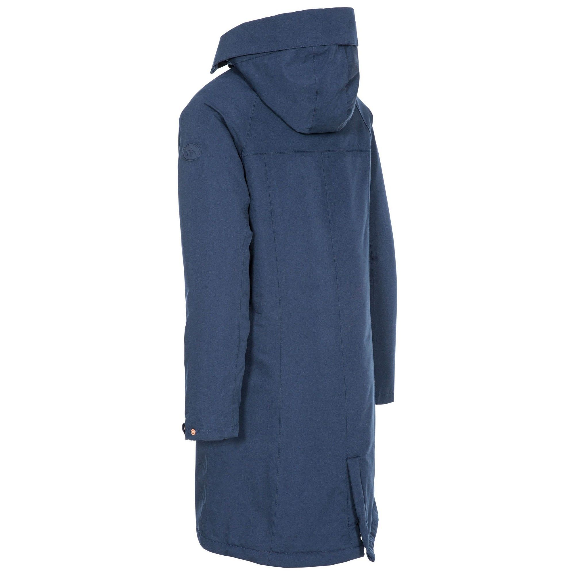 Trespass Womens/Ladies Tamara Waterproof Jacket (Navy)