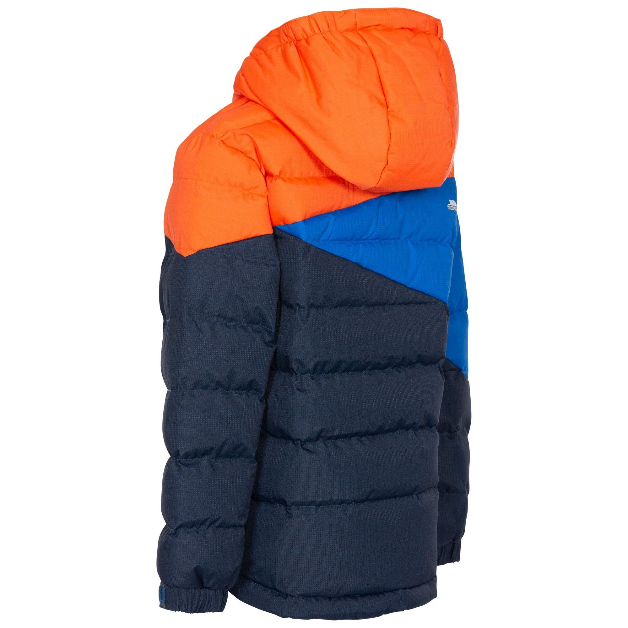 Trespass Childrens/Kids Layout Padded Jacket (Navy)