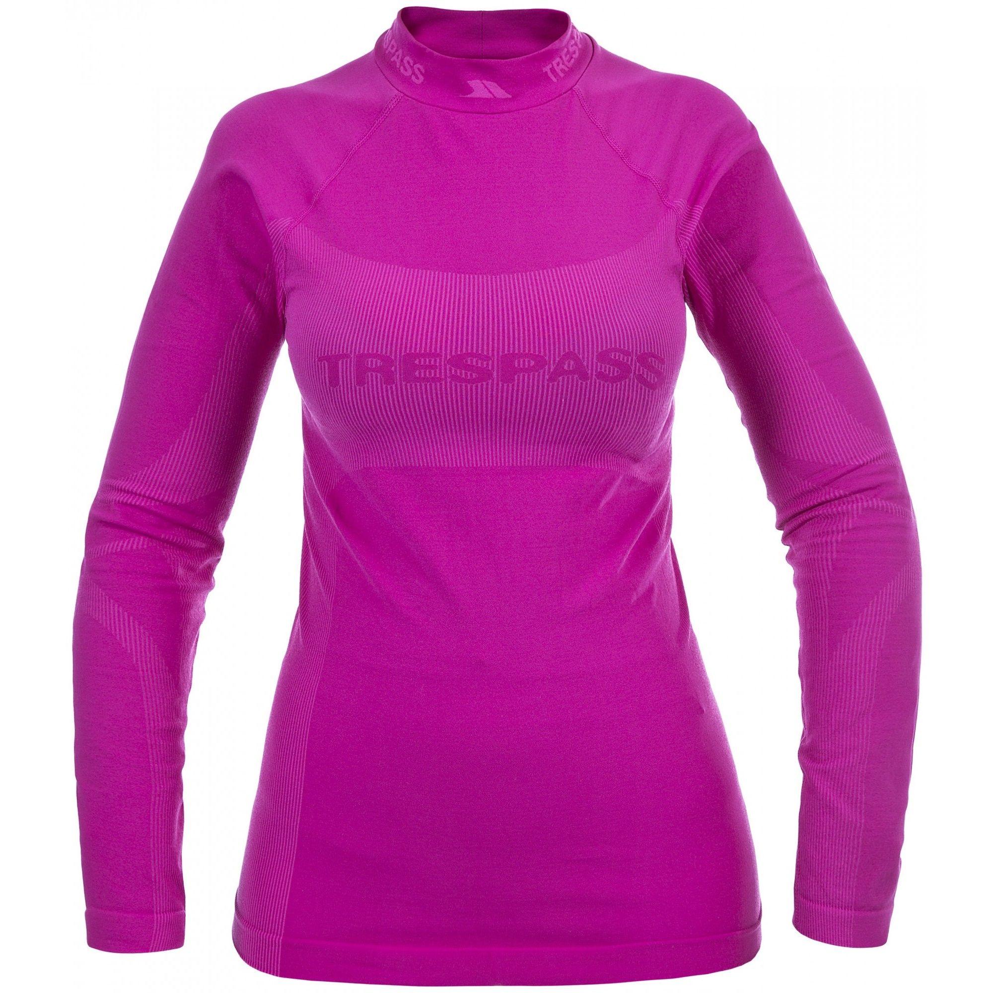 Trespass Womens/Ladies Endeavor Long Sleeve Baselayer Top