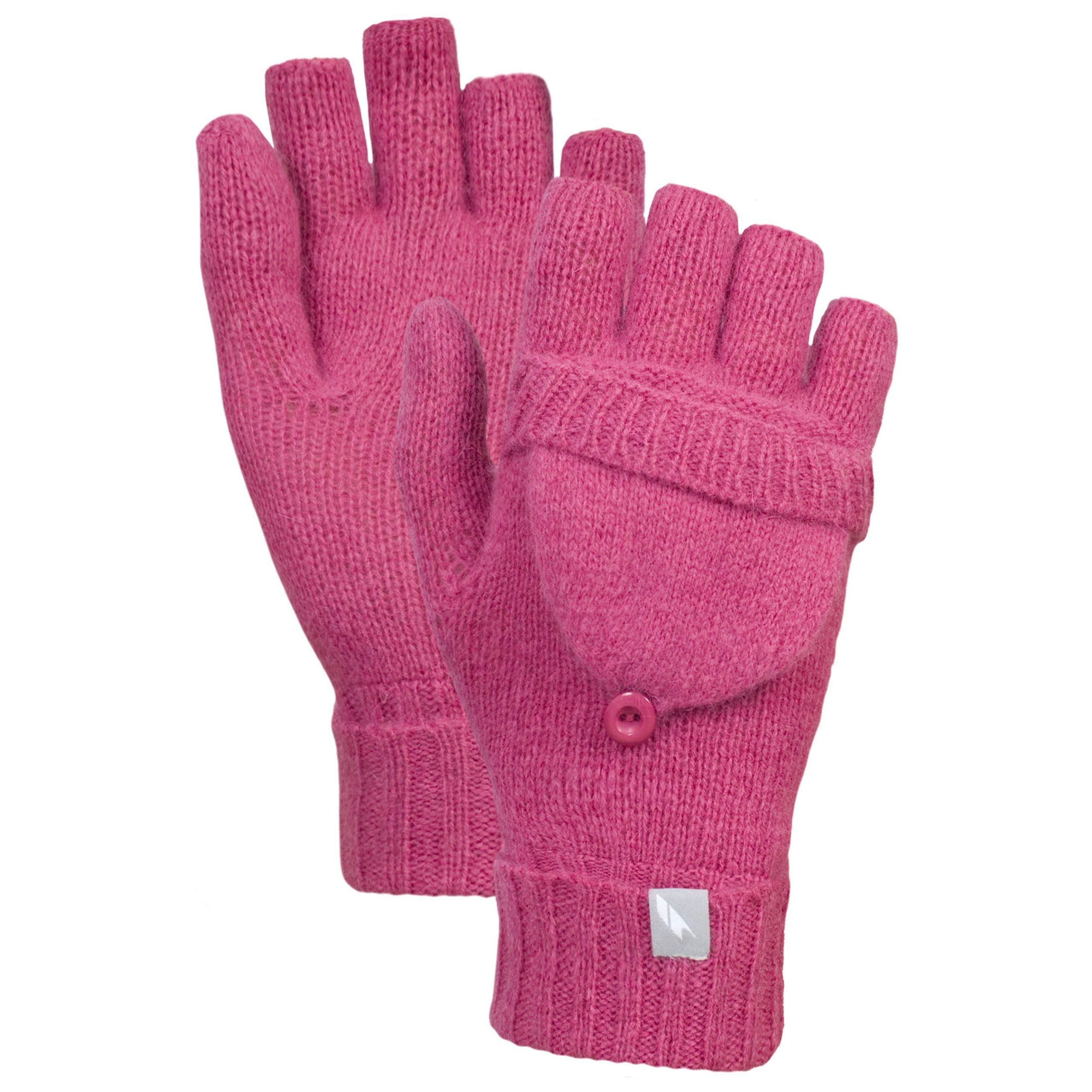 Trespass Womens/Ladies Tussock Fingerless Gloves