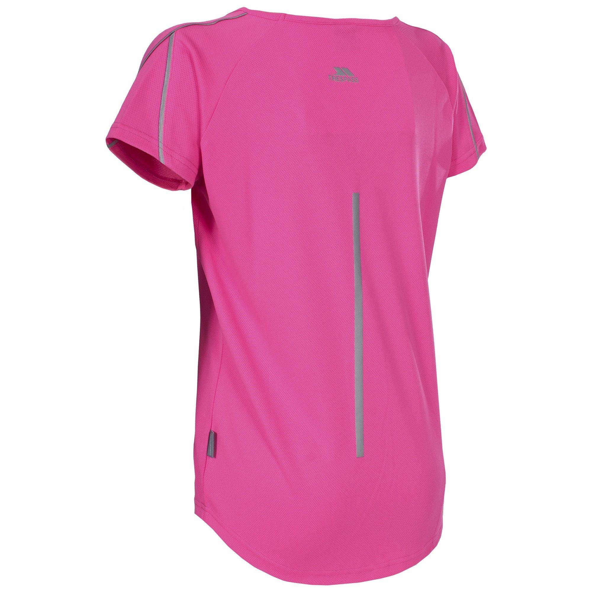 Trespass Womens/Ladies Gliding V-neck T-Shirt