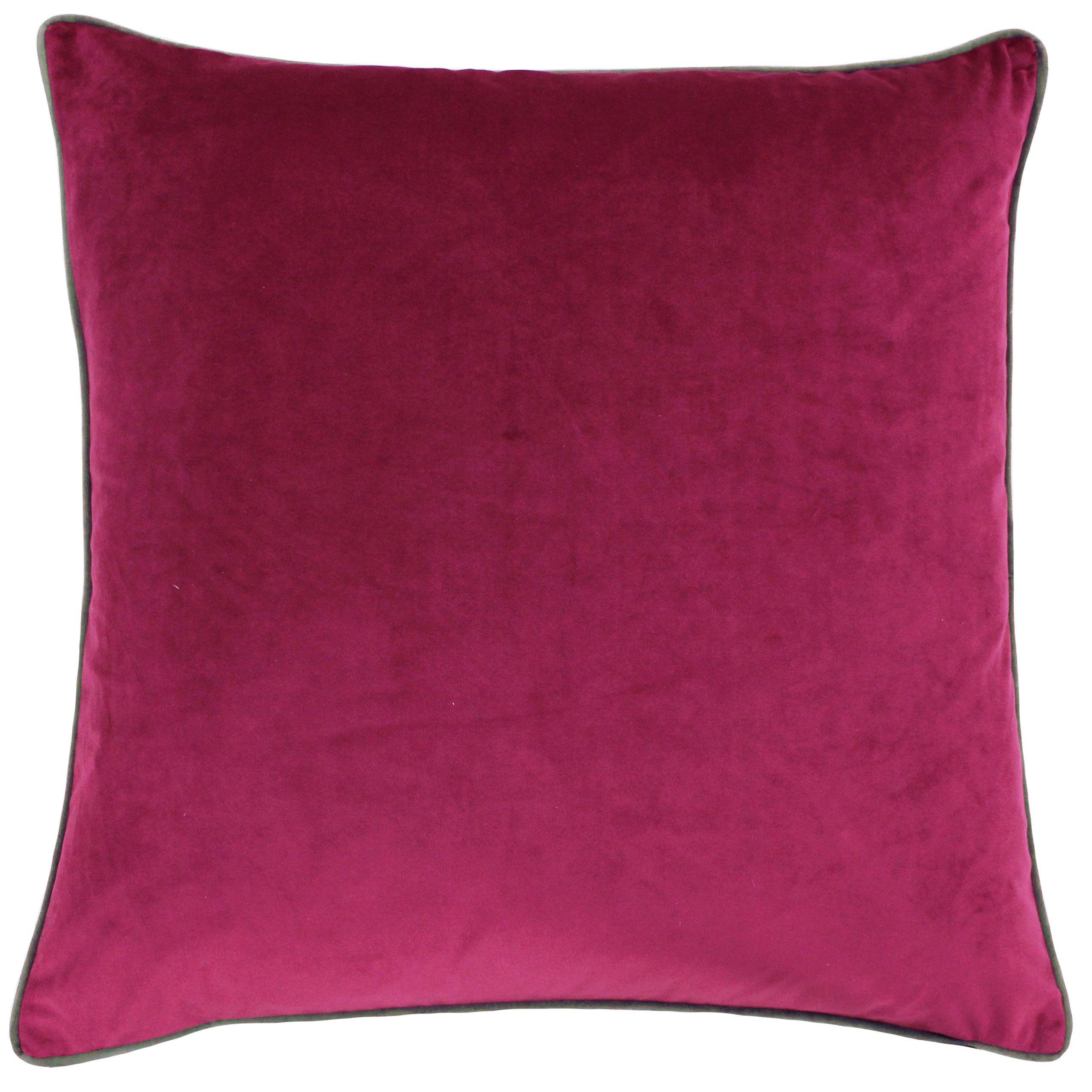 Meridian 55X55 Poly Cushion Cra/Moc