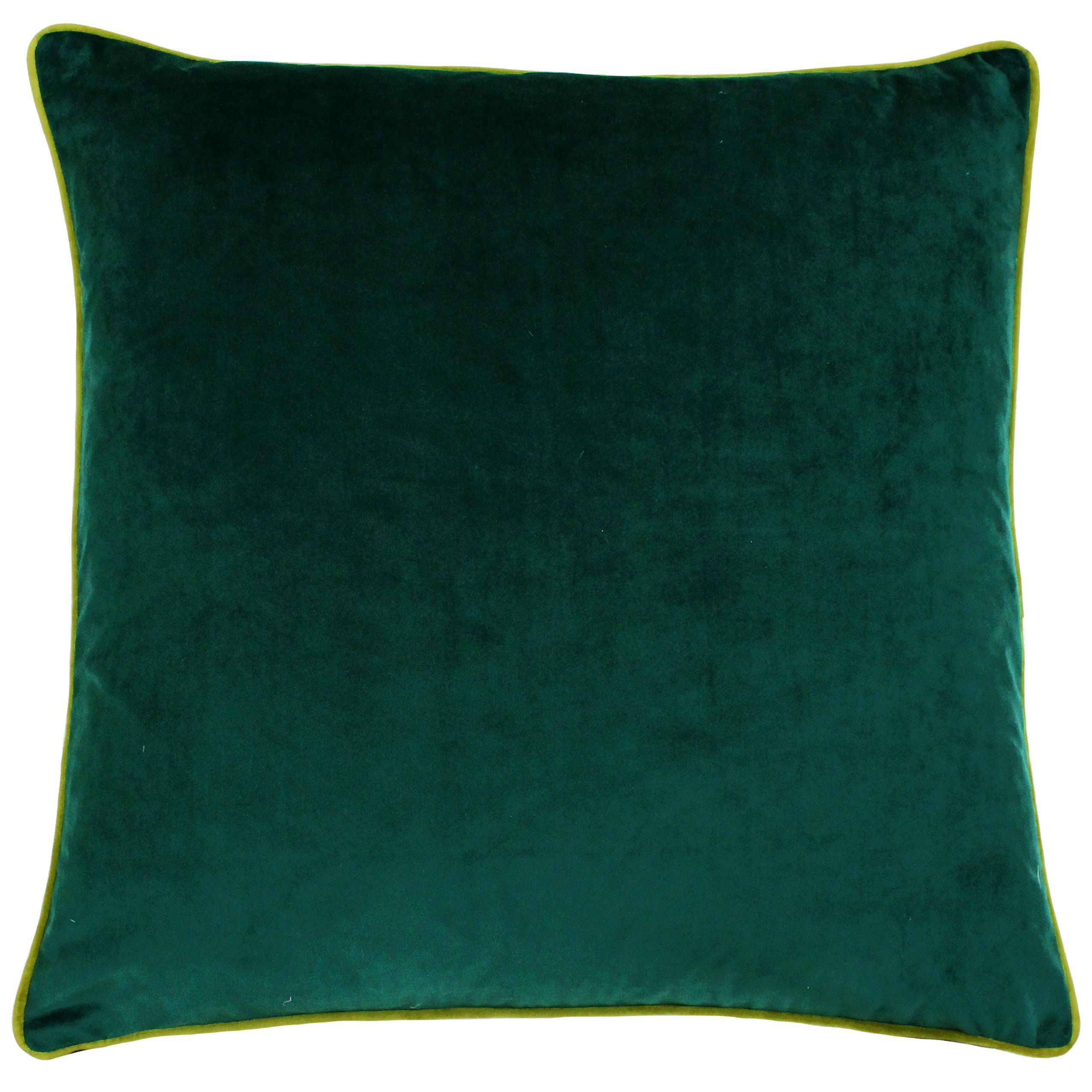 Meridian 55X55 Poly Cushion Eme/Mos