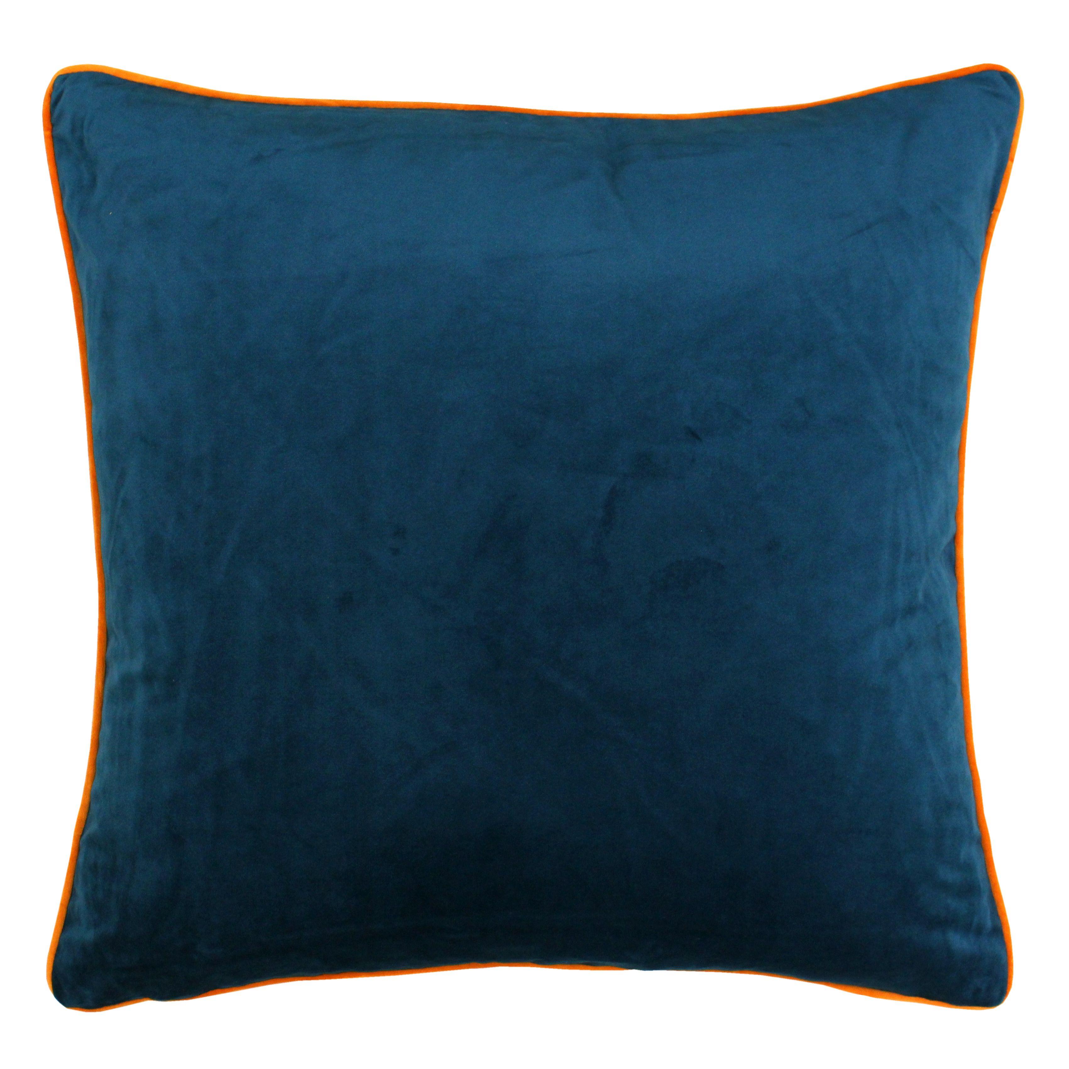 Meridian 55X55 Poly Cushion Tea/Cle