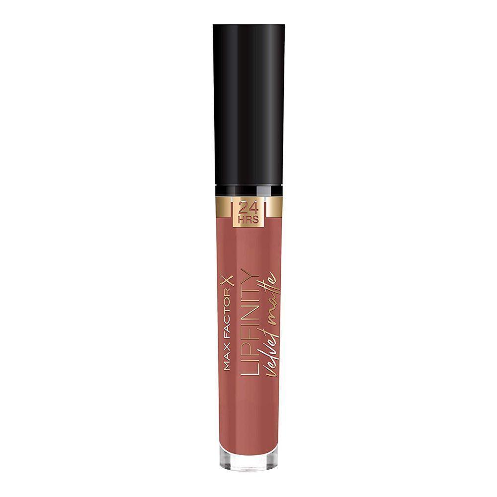 Max Factor Lipfinity Velvet Matte 24Hr Lipstick - 070 Vintage Caramel