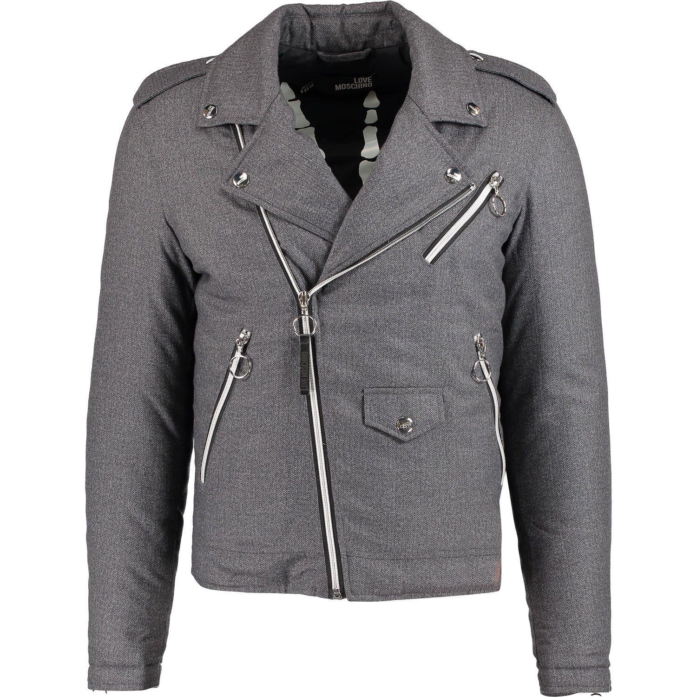 Love Moschino M H 621 01 T 7828 Grey 6016 Jacket