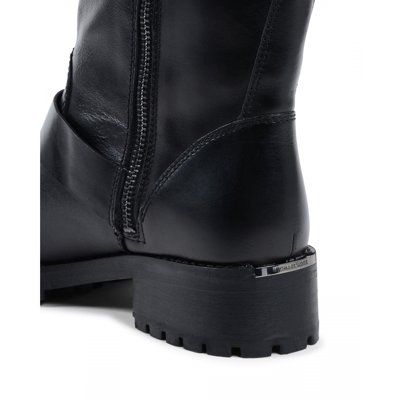 Michael Kors Womens Short Boot Black ROSARIO