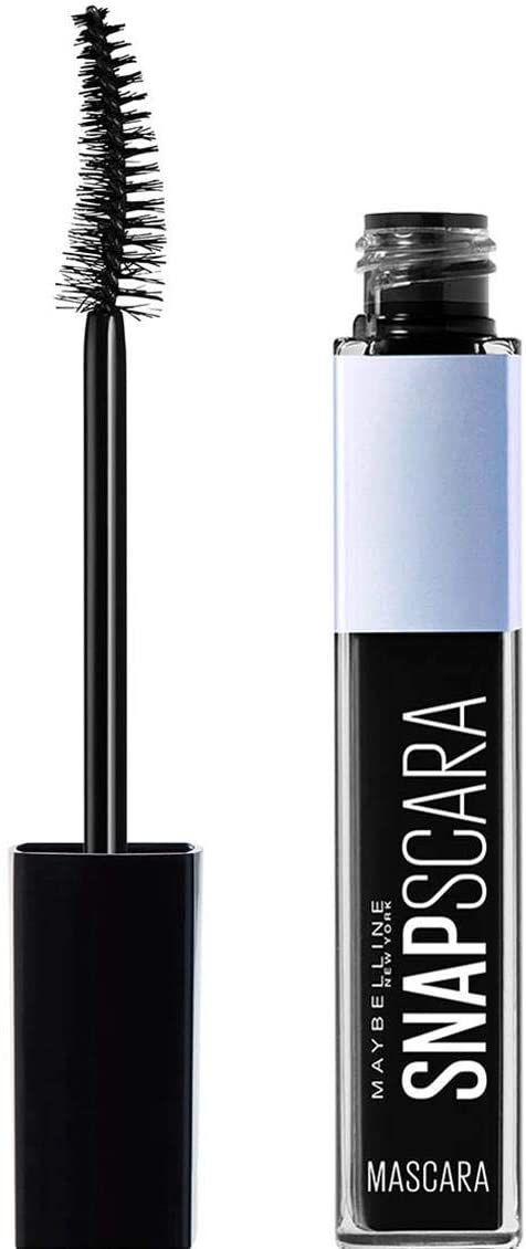 Maybelline New York Snapscara Mascara 9.5ml - 01 Pitch Black