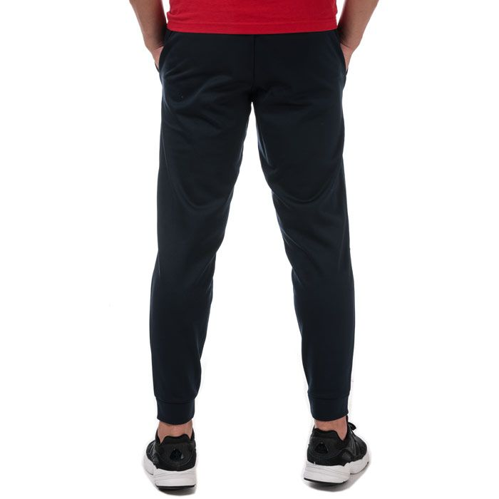 Men's New Balance Tenacity Fleece Jog Pants in Navy