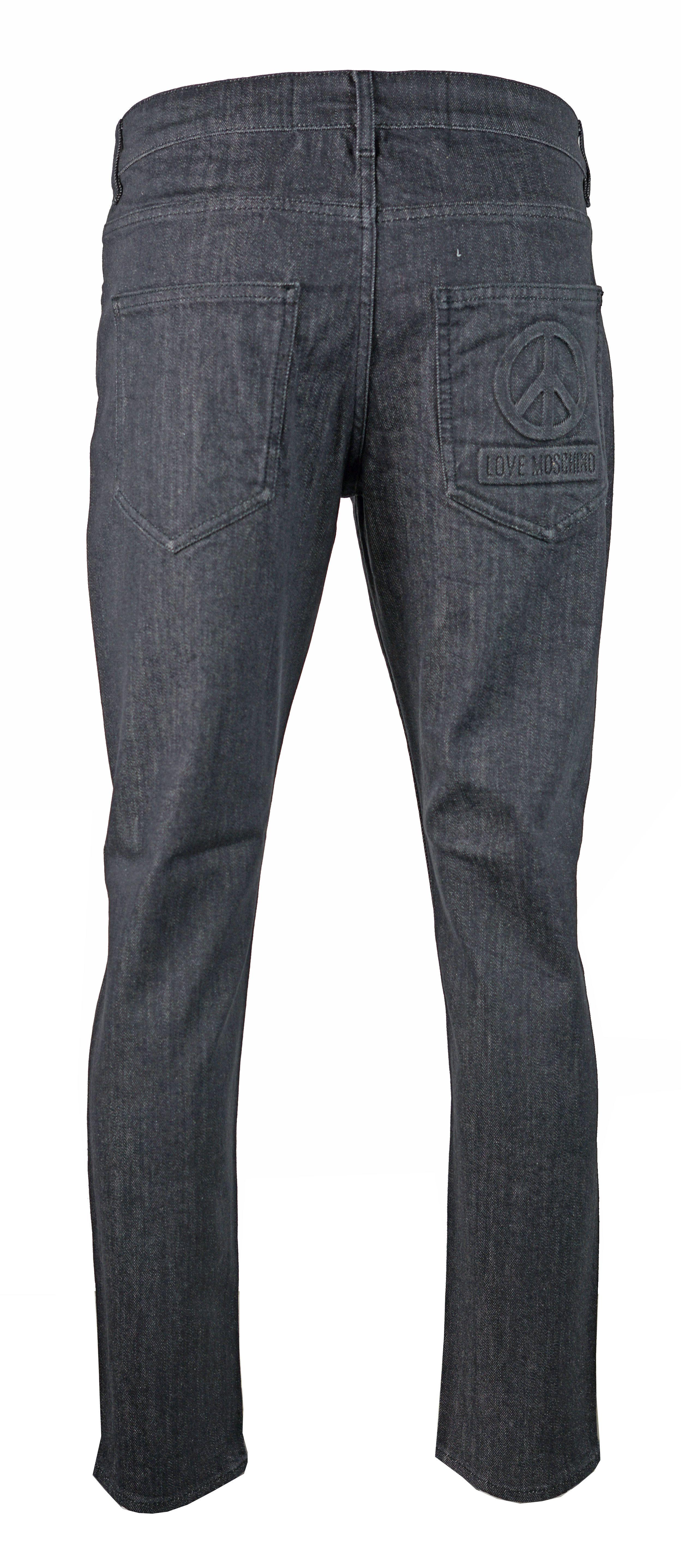 Love Moschino M Q 427 18 S 2990 018E Black Jeans