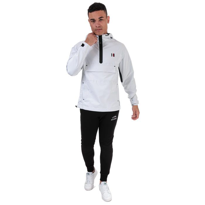 Tommy Hilfiger Men's Popover Jacket in White