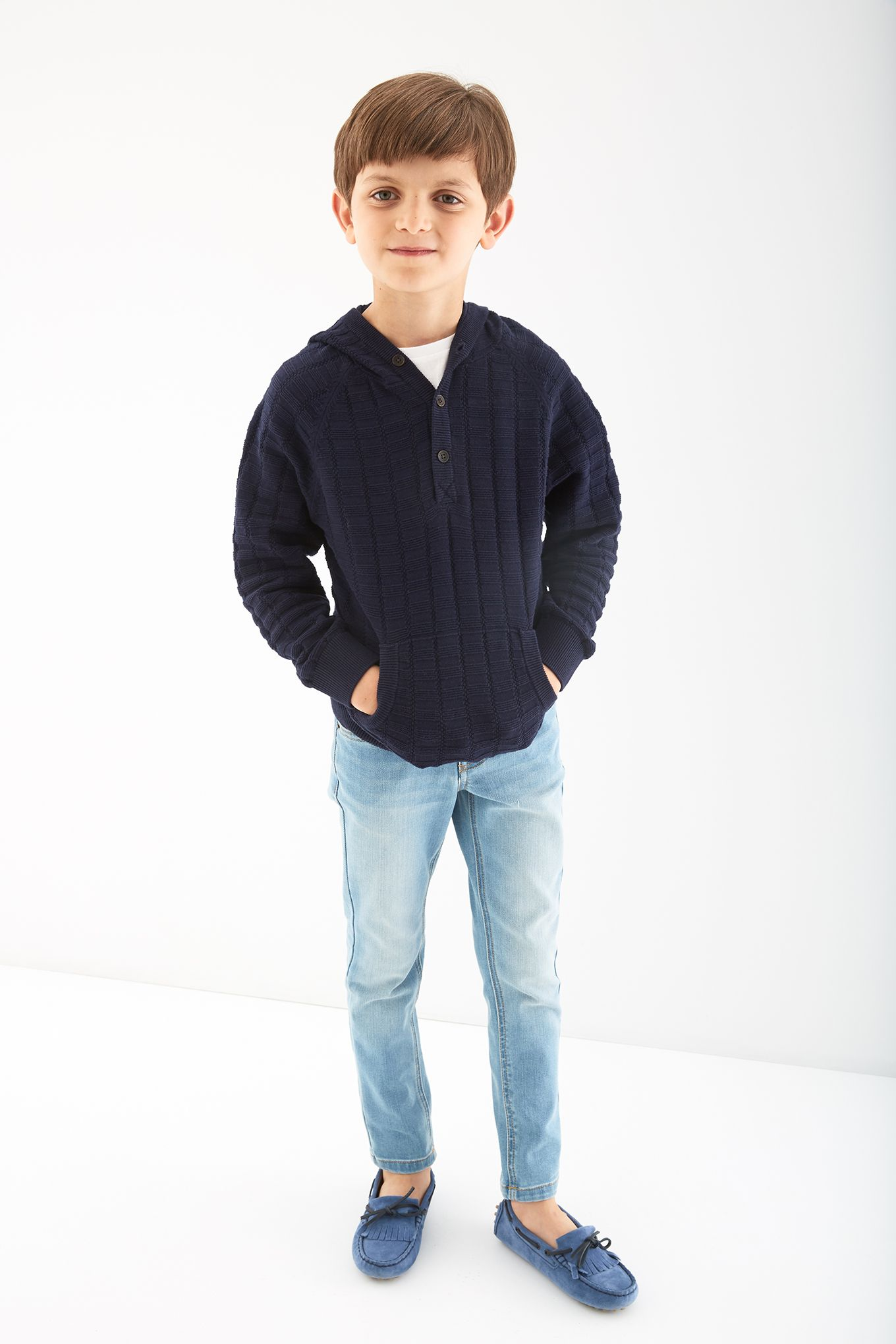 Boys  Sports Knitwear