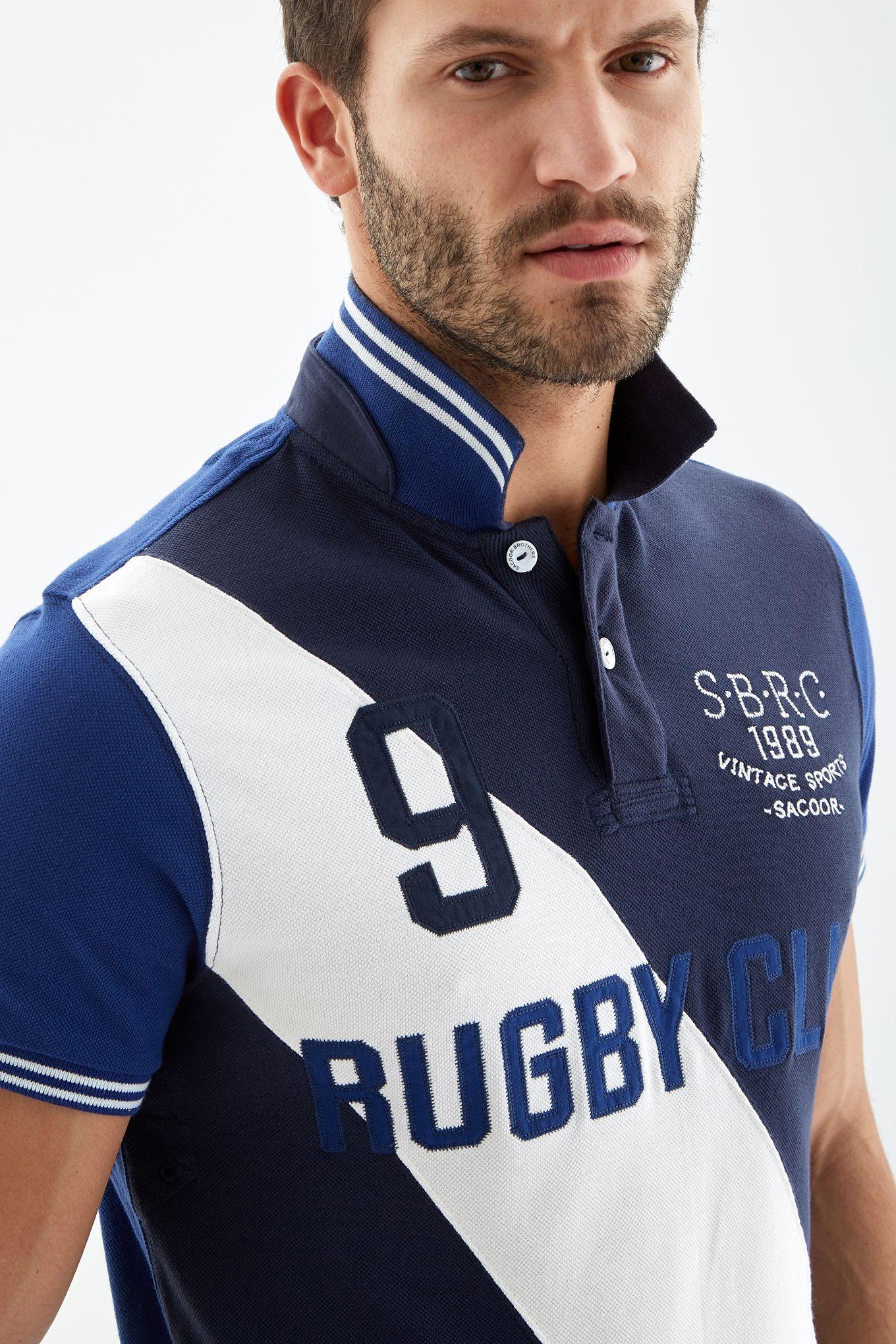 Men s Sports Piquet Polo Shirt