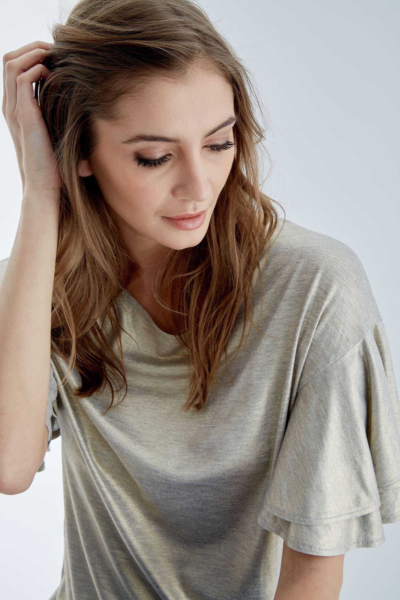 Women s Shiny T-Shirt