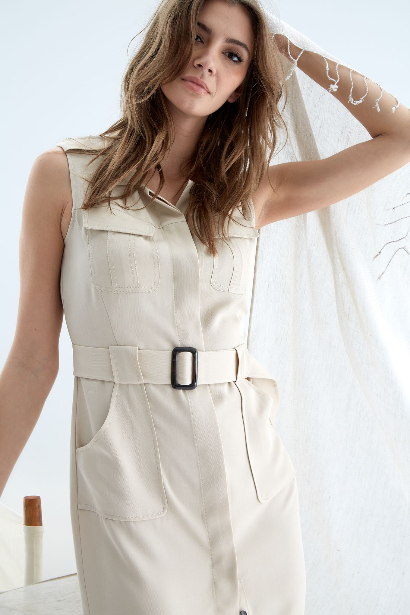 Women s Trench Dress