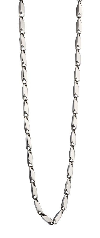 Fred Bennett Men Silver Chain Necklace of Length 50cm N4147