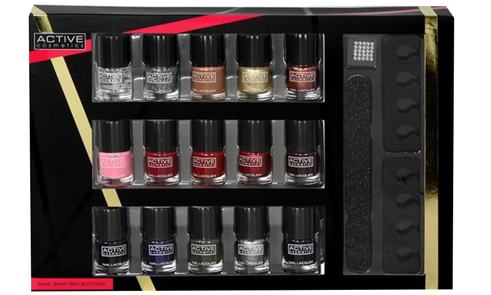 Nail Bar Selection