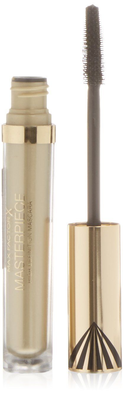 Max Factor Masterpiece High Definition Mascara 4.5ml Gold Case - Rich Black