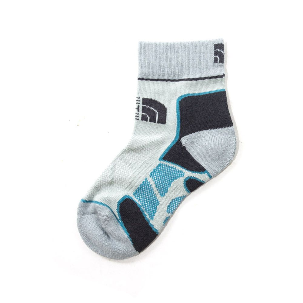 The North Face Lightweight Hiking Ankle Sock Grey
