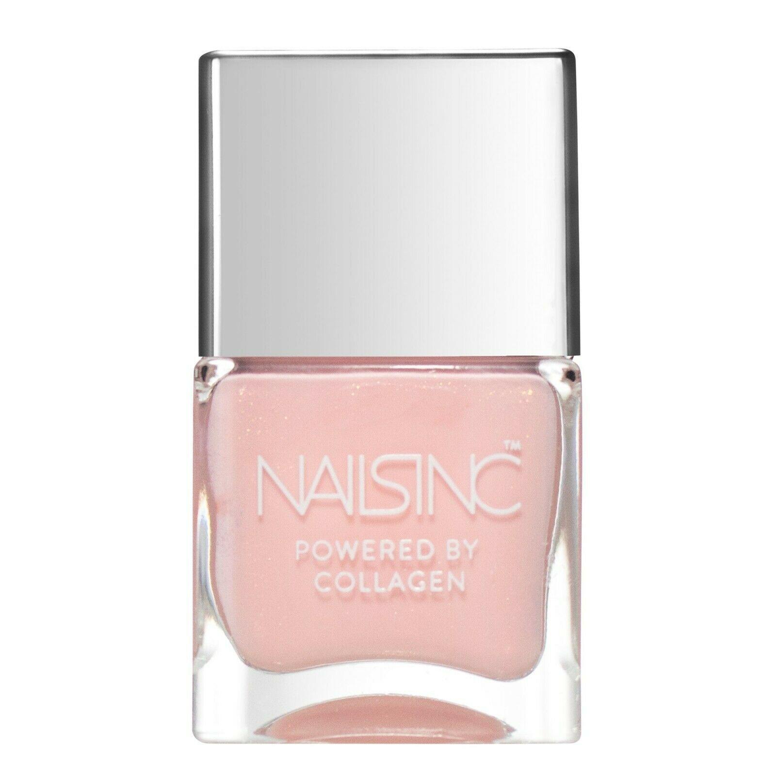 Nails Inc London Nail Polish 14ml - Conceal and Reveal