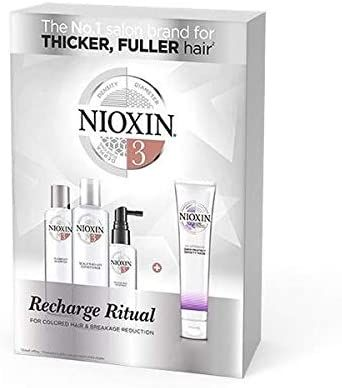 Nioxin System 3 Recharge Rituals Limited Edition 4 Piece Set