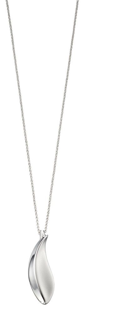 Elements Silver Women 925 Sterling Silver Pendant of Length 41cm P4527