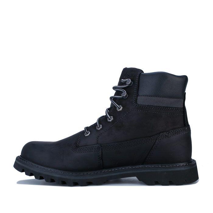 Men's Caterpillar Deplete Waterproof Boots in Black