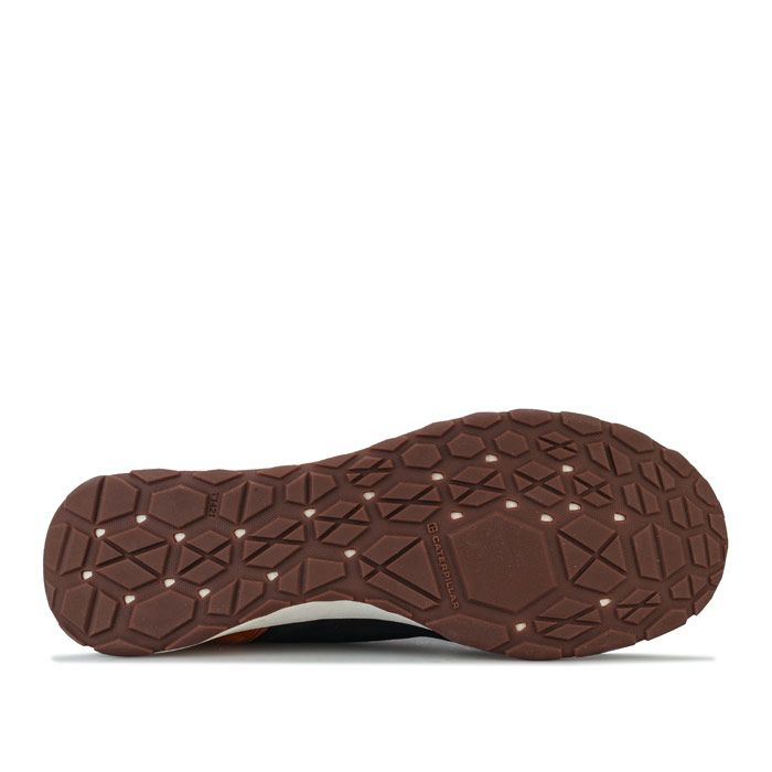 Men's Caterpillar Quest Mid Boots in Black