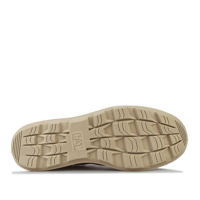 Men's Caterpillar Brusk Lace Boot in Tan