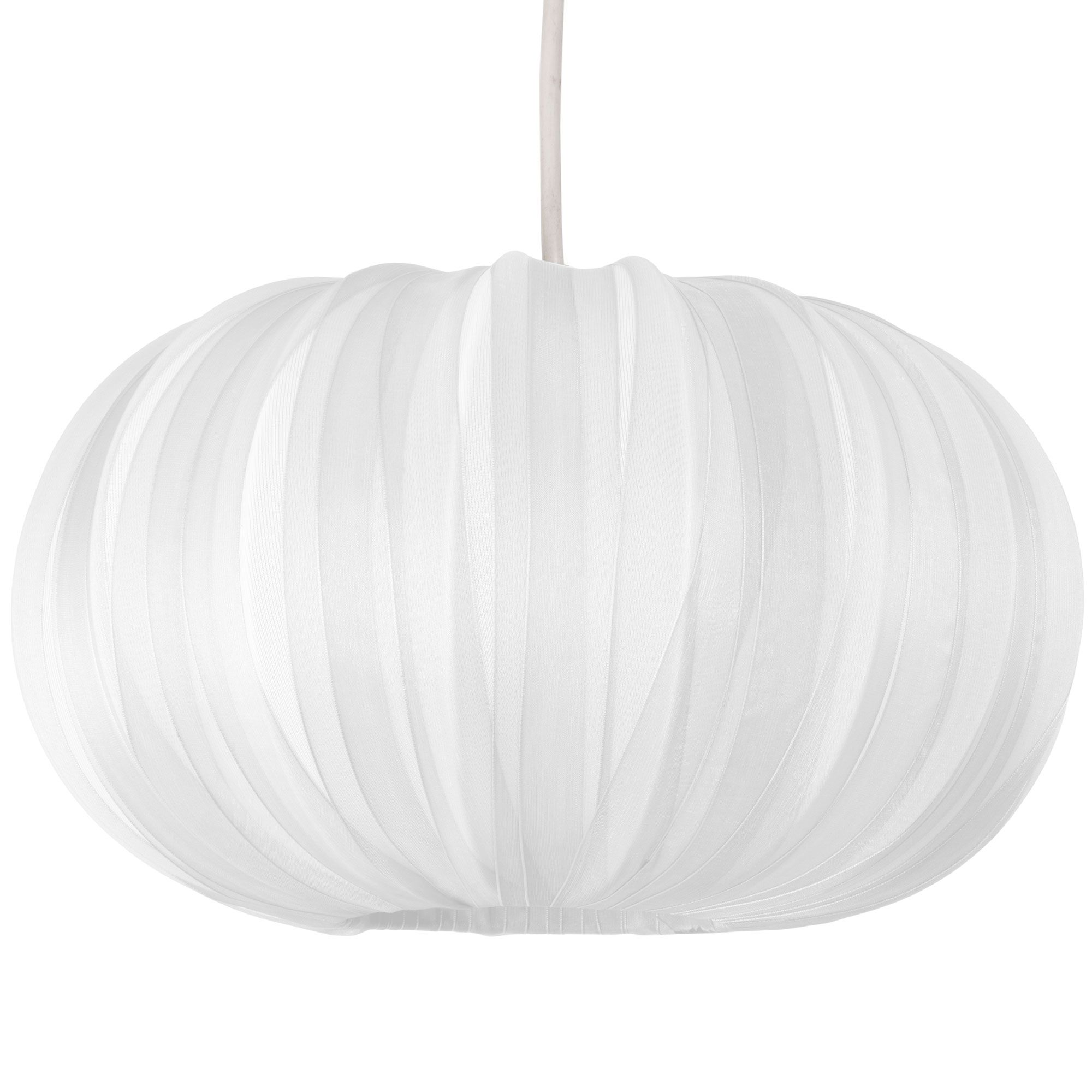 Evan Pendant Light Shade White